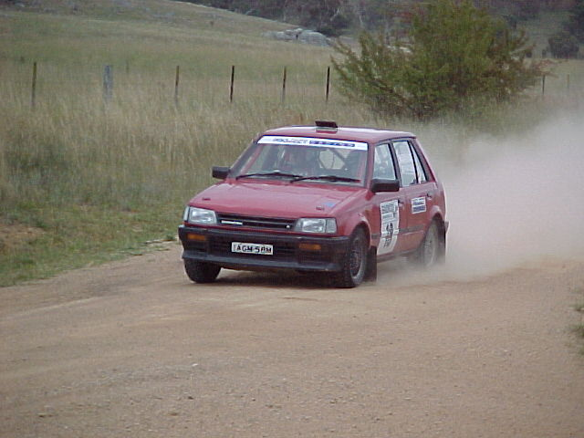 +000212 22 Rally Car 18 Greg Bywater and