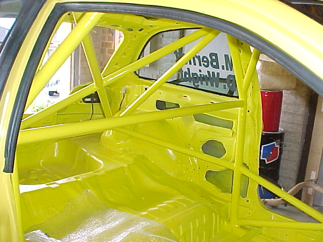 020218 17 Rally Proton Build back view through drivers door