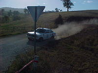 Bega Valley Rally June 2000