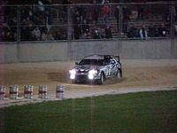 +020712 33 Simon Evans Sue Evans Subaru WRX Heat 1 SS1 Coop