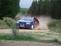 Oberon Rally April 2000
