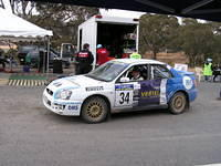 Rally of Canberra April 2004