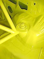020218 22 Rally Proton Build RPC Rear brace to bodyshell d